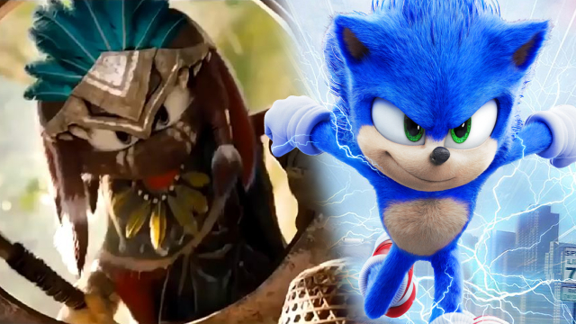 Does Knuckles The Echidna Feature In The Live Action Sonic The Hedgehog Movie