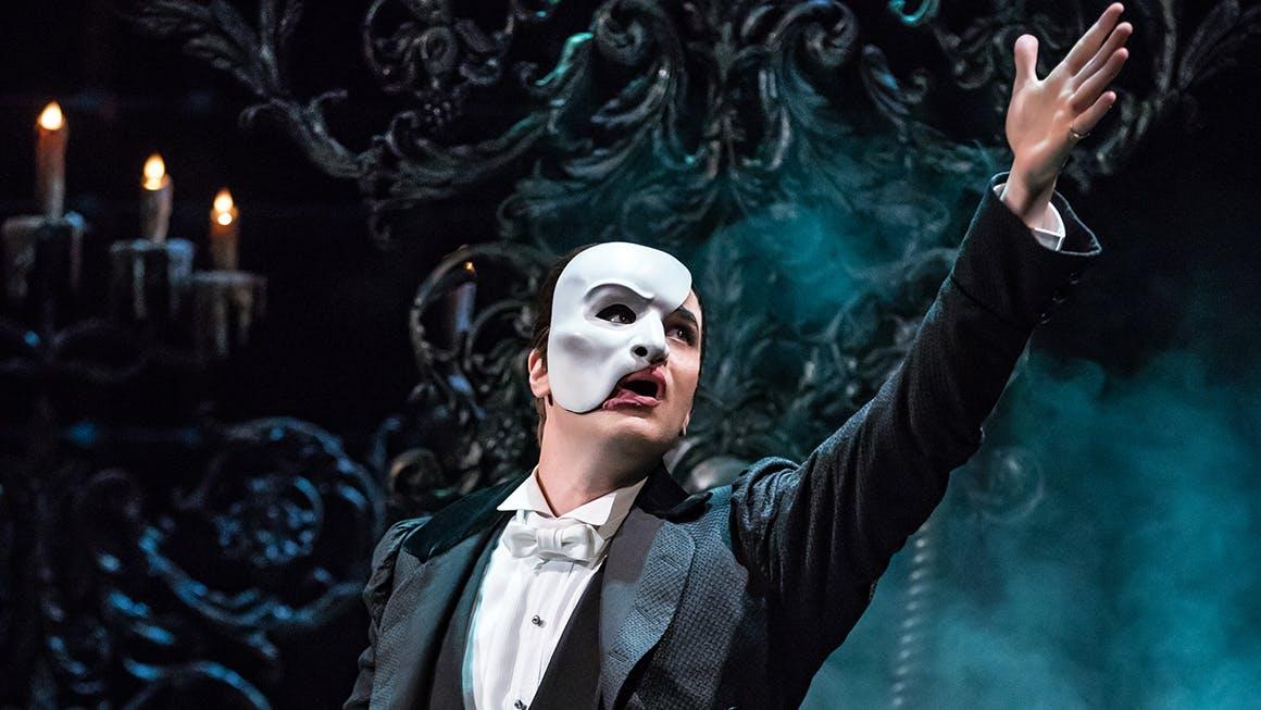 The Phanrom Of the Opera