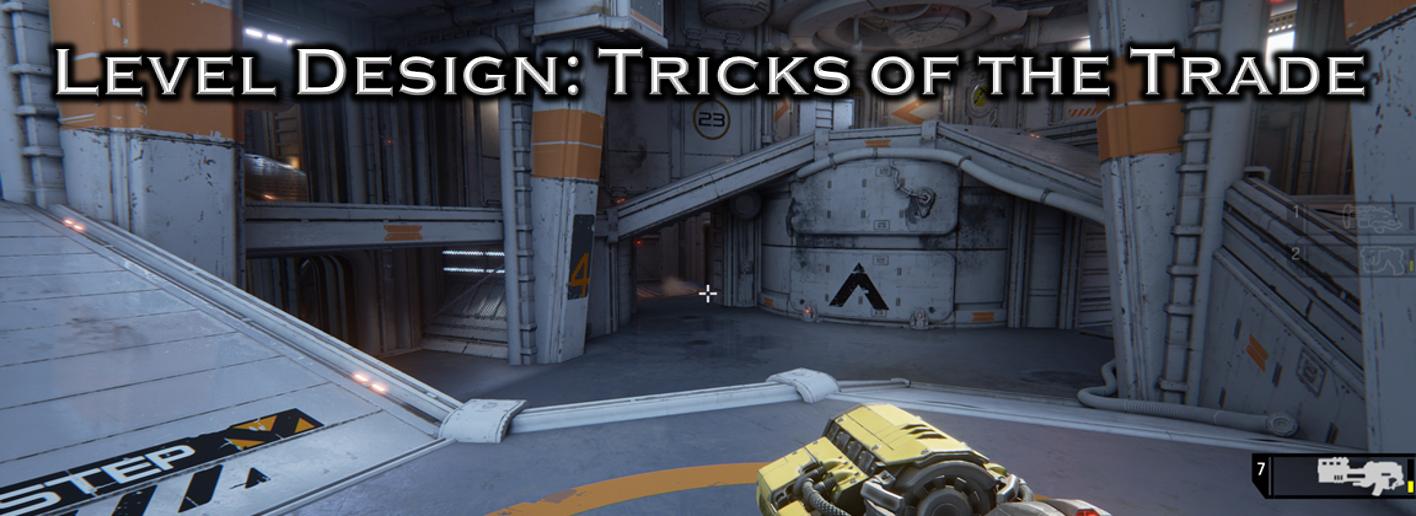 Level Design Tricks of the Trade Icon