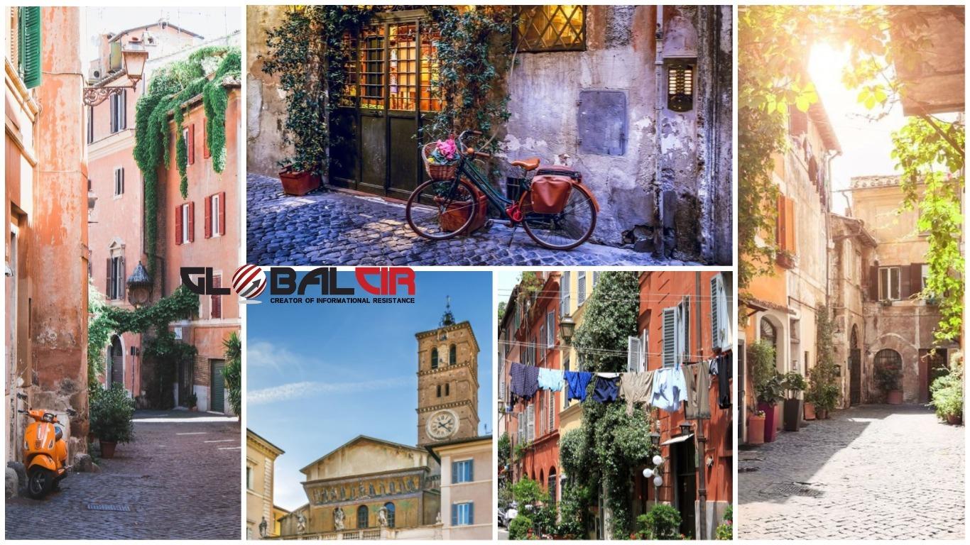 Boemski dio Rima koji morate posjetiti: Drevni Rimljani su nekada tamo gradili raskošne vile, a danas je poznat po 'šaljivom restoranu' u kojem vas konobari vrijeđaju u lice!