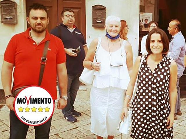 comitato-5-stelle-Antonella-Laricchia-presidente