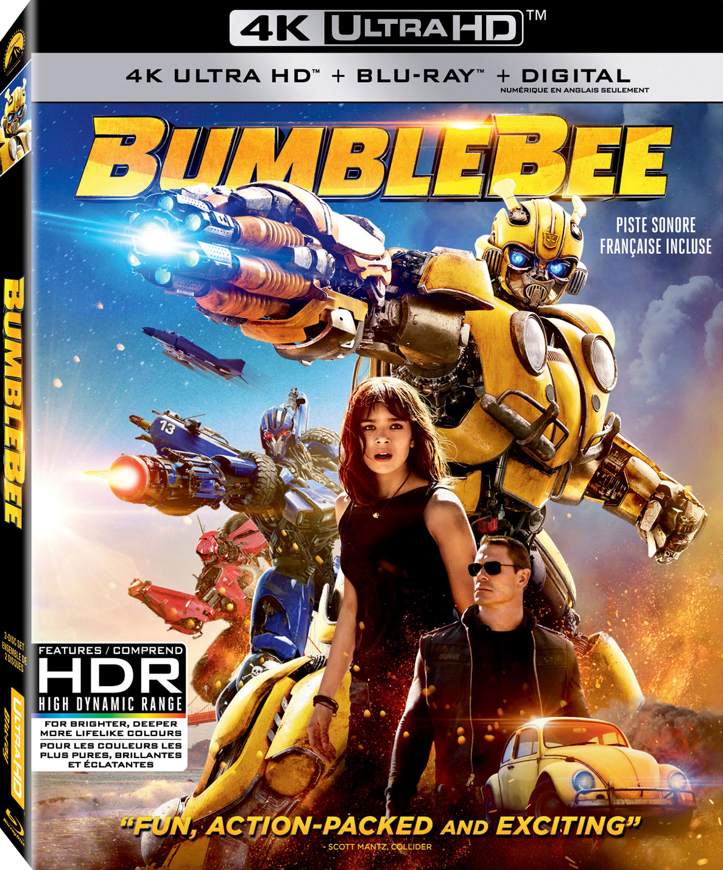 Bumblebee – 4K UHD IMAX Remux 2160p – Dual Áudio