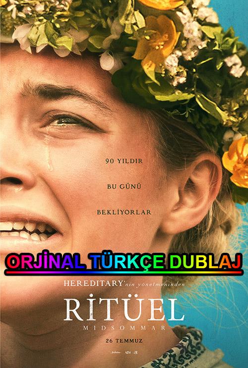 Ritüel | Midsommar | 2019 | BDRip | XviD | Türkçe Dublaj | m720p - m1080p | BluRay | Dual | TR-EN | Tek Link