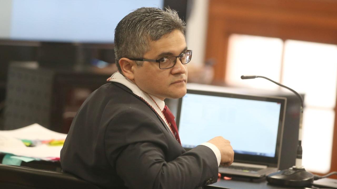 Ministerio Público declara infundada denuncia contra fiscal José Domingo Pérez