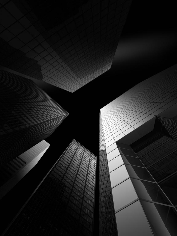 Удивительный чёрно-белый мир - 30 блестящих фотографий