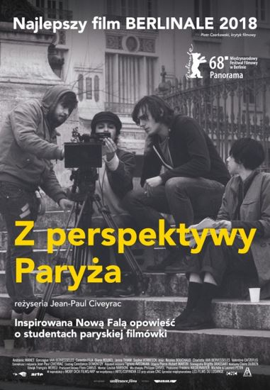 Z perspektywy Paryża / A Paris Education / Mes provinciales (2018) PL.WEB-DL.XviD-KiT / Lektor PL