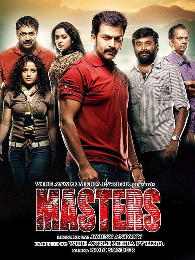 Masters (2020) New Hindi Dubbed HDRip x264 Download