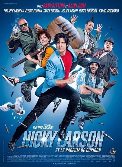 Nicky Larson: Agent amatér / Nicky Larson et le... (2018)