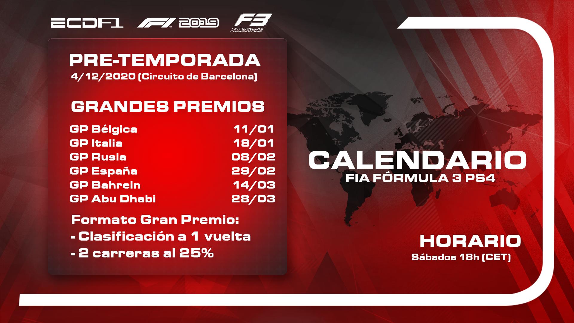 [F2/F3 PS4] Ampliaciones en los calendarios Calendario-F3
