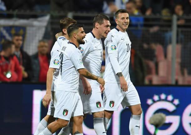 ბოსნია და ჰერცეგოვინა 0-3 იტალია | ევრო 2020 | საკვალიფიკაციო | მიმოხილვა