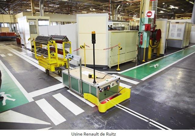 Renault Group signe un accord social et crée Renault ElectriCity: le pôle industriel électrique du nord de la France Usine-Renault-de-Ruitz-3