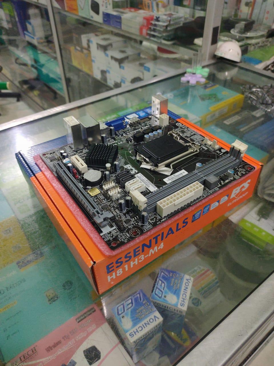 Mainboard ECS H81