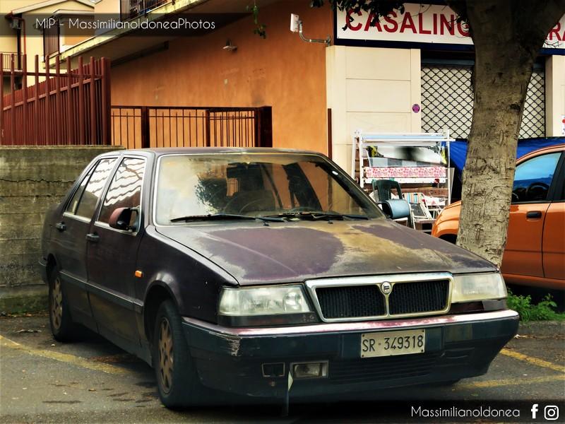 avvistamenti auto storiche - Pagina 14 Lancia-Thema-i-e-2-0-147cv-91-SR349318-90-258-10-8-2018
