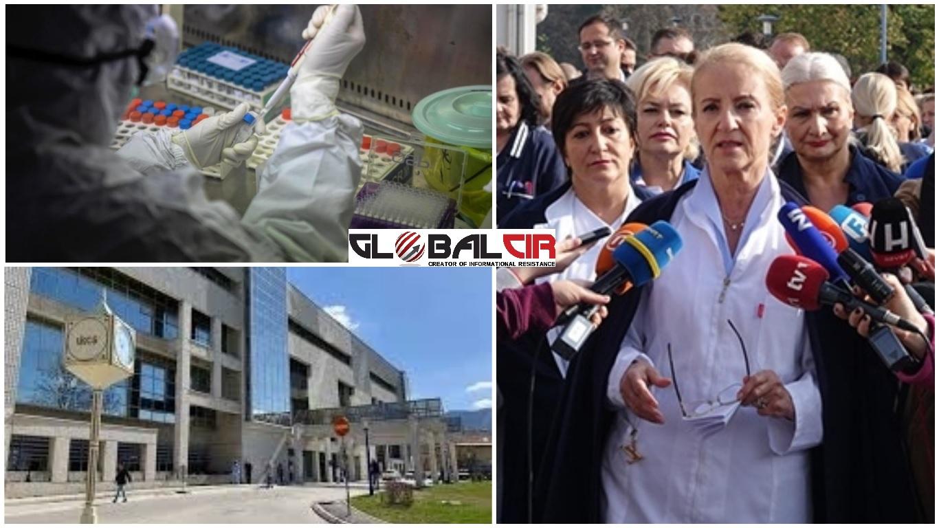 KCUS demantovao navode Stambolića: Nije tačno da ljekari rade uz neodgovarajuću opremu