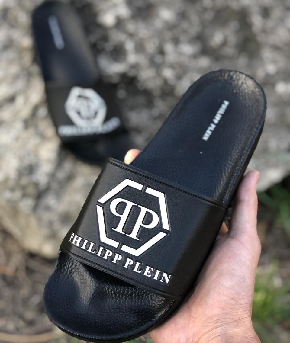 Шлепанцы Philipp Plein
