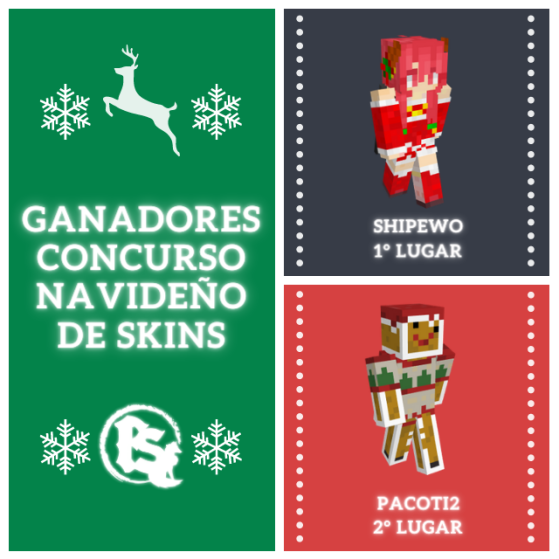 Concurso de Diseño de Skins Navideñas [FINALIZADO] 01-01-21-1
