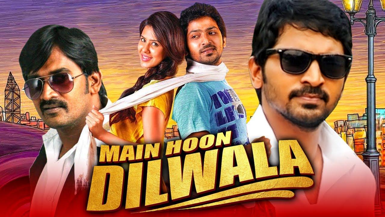 Main Hoon Dilwala (Kappal) 2021 Hindi Dubbed Movie HDRip 720p AAC