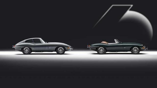 """Jaguar Classic Dévoile La Type """"60 Collection"""" : Homage Au 60e Anniversaire De La Sportive Légendaire E-TYPE-Twin-03"""