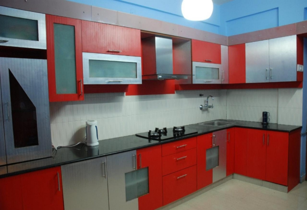 Kitchen Renovation of Sobralia Anggrek House