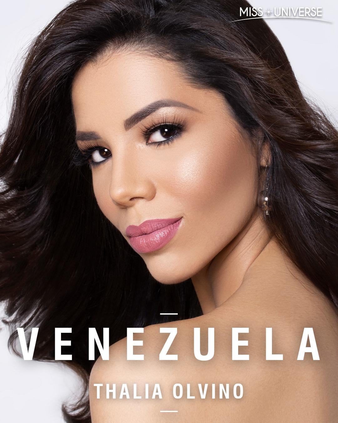 Thalía Olvino (VENEZUELA 2019) - Page 2 31