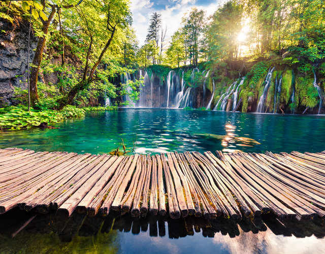 The-Great-Waterfall-Plitvice