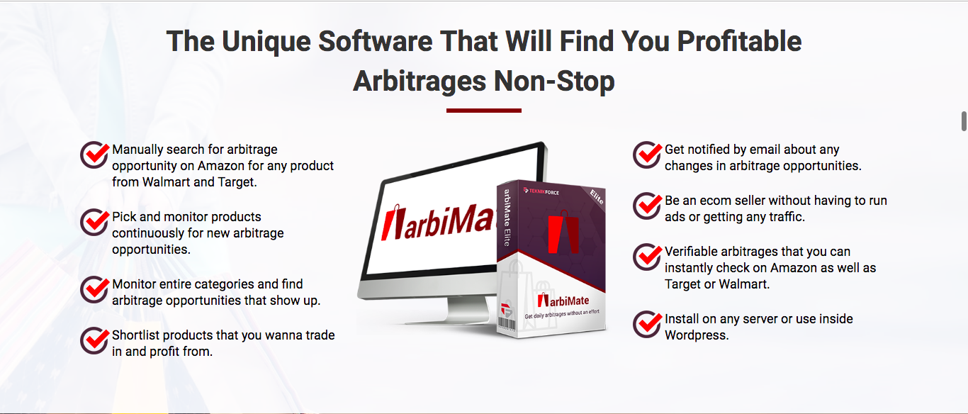 Arbimate Review and Bonus