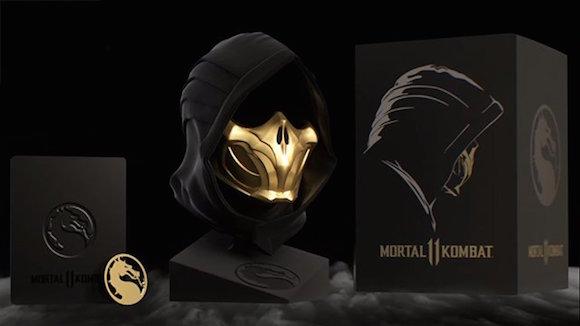 Nieuw De Days Gone En Mortal Kombat 11 Collector Editions