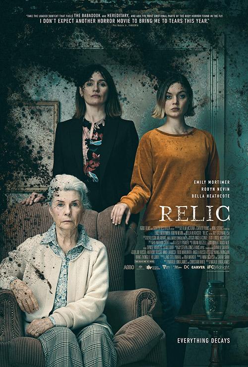 Relic   2020   m720p - m1080p   WEB-DL   Türkçe Altyazılı   Tek Link