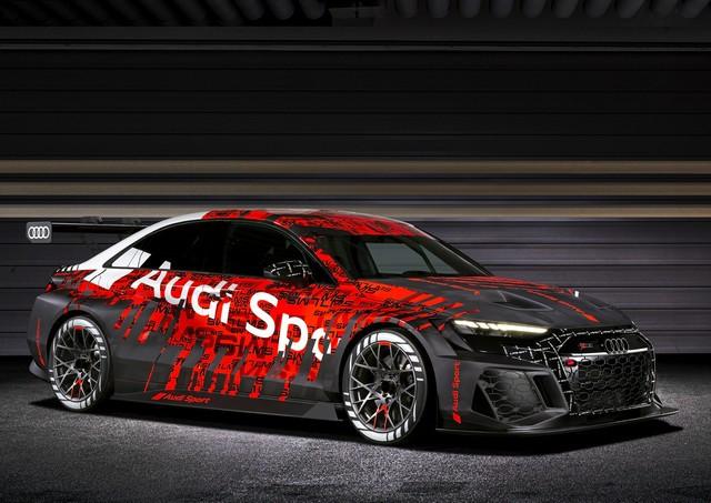 Première mondiale de la nouvelle Audi RS 3 LMS A210681-medium