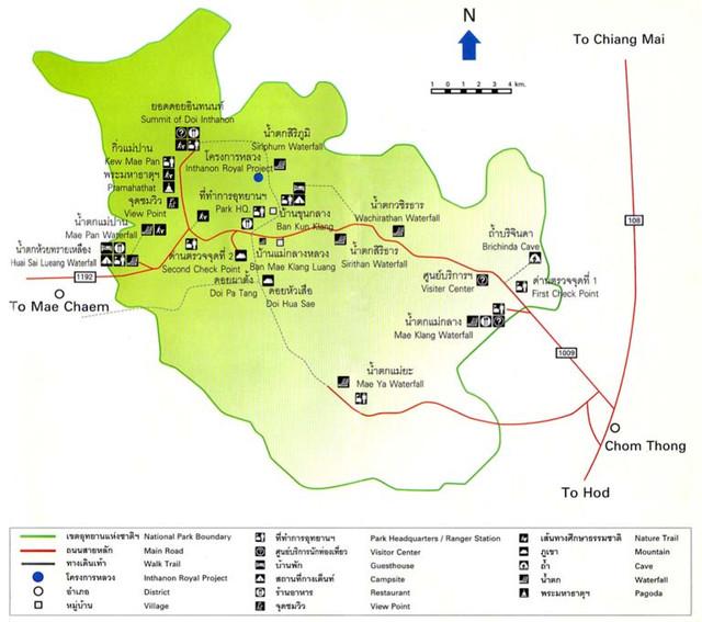 doi-inthanon-map
