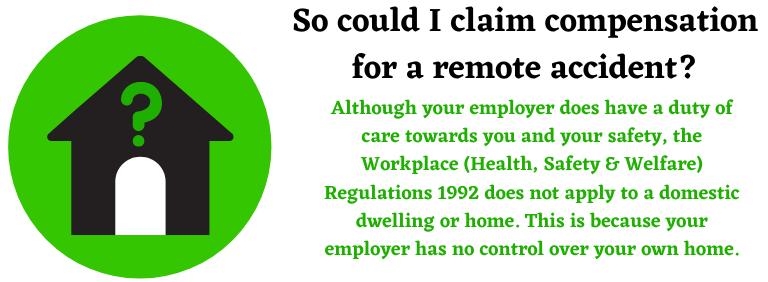remote accident compensation help