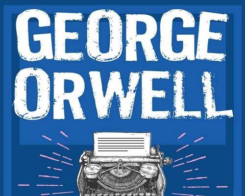 Títulos de George Orwell são lançados pela @EditoraPrincipis