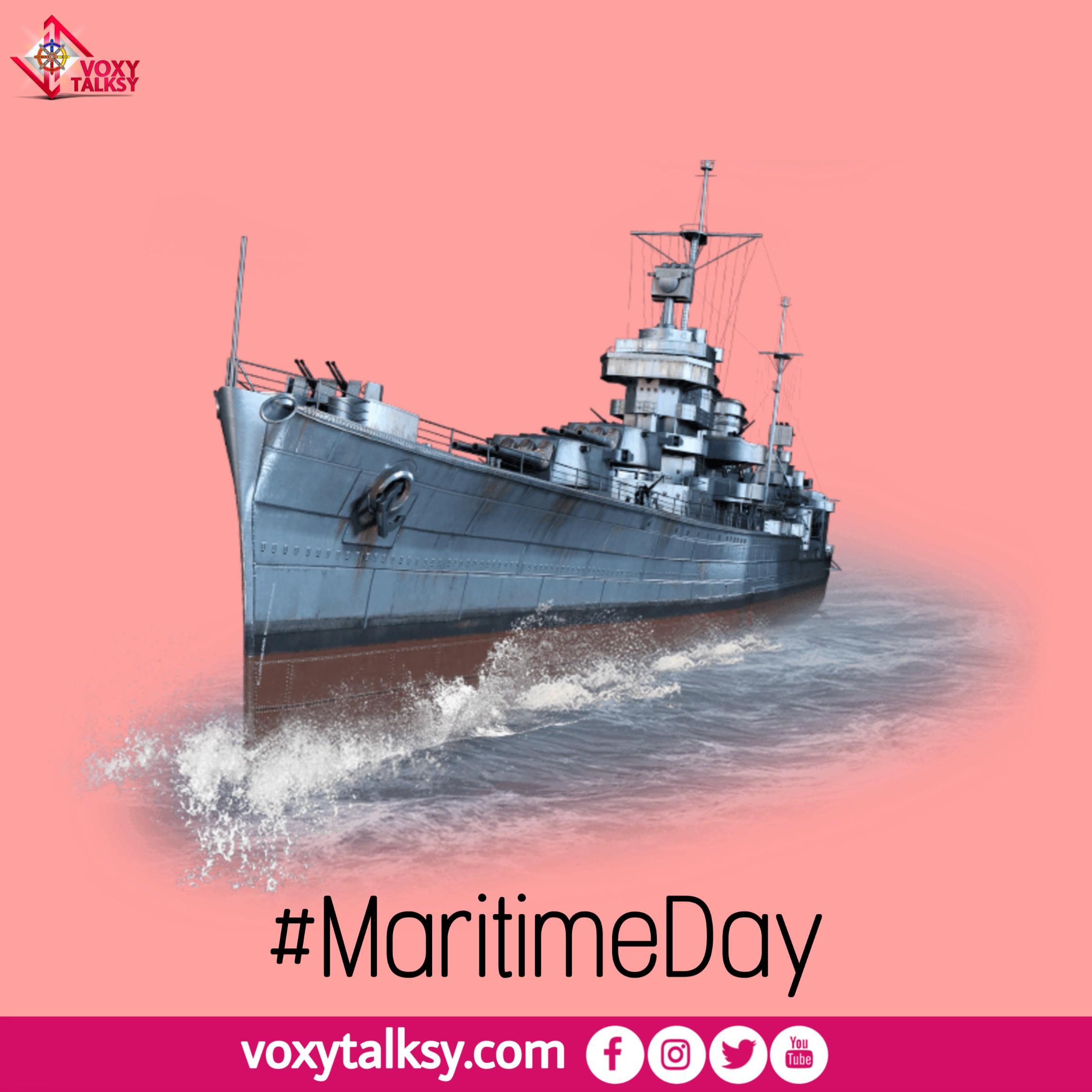World Maritime Day 2020 | VoxyTalksy
