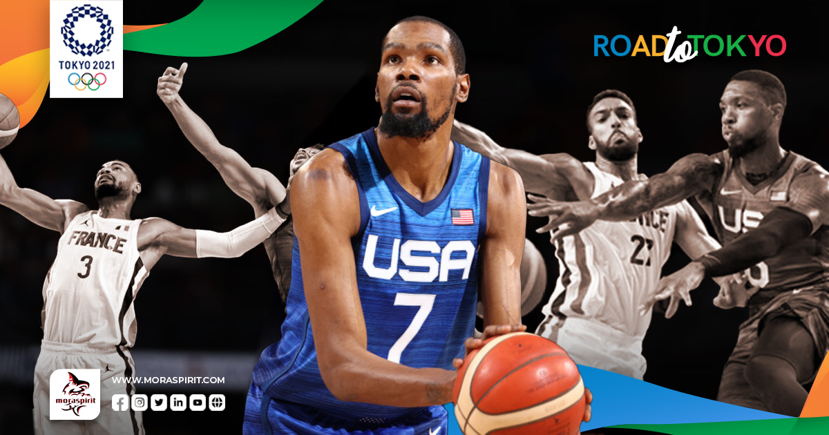 USA Wins 4th Consecutive Olympic Basketball Gold After Close Game in Tokyo
