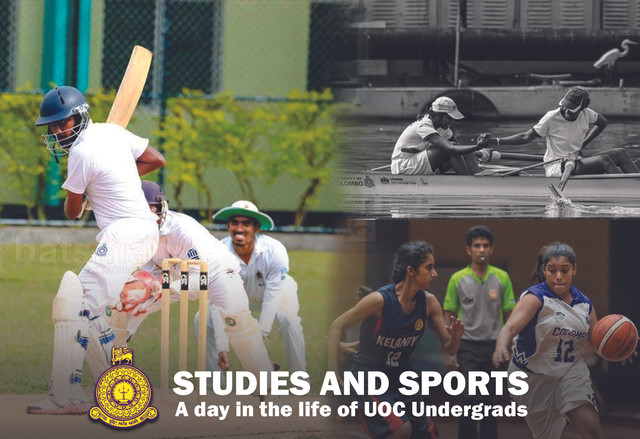 Studies and Sports: A day in the life of UOC Undergrads