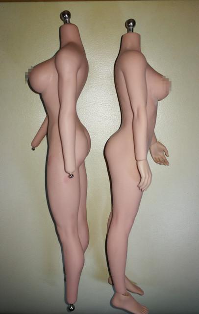 s29b - NEW PRODUCT: TBLeague 1/6 steel bone plastic buxom girl body S28A pale color & S29B suntan color - Page 3 06