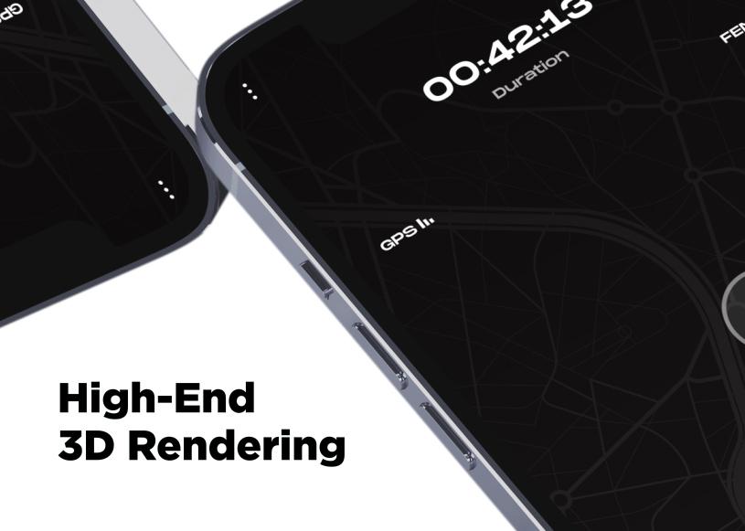 Description-High-end-Rendering