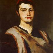 Portret-szejka