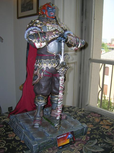 Dettaglio-statua-Ganondorf