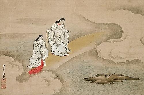 Izanagi-et-Izanami