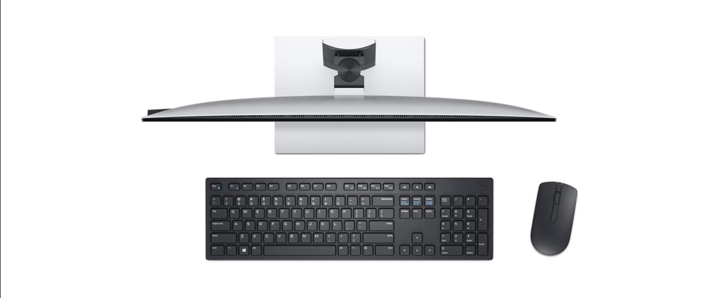 "Dell UltraSharp 27"" InfinityEdge U2719D Monitor - 210-ARBR 7"