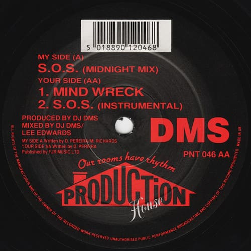 Download DMS - S.O.S. / Mind Wreck mp3