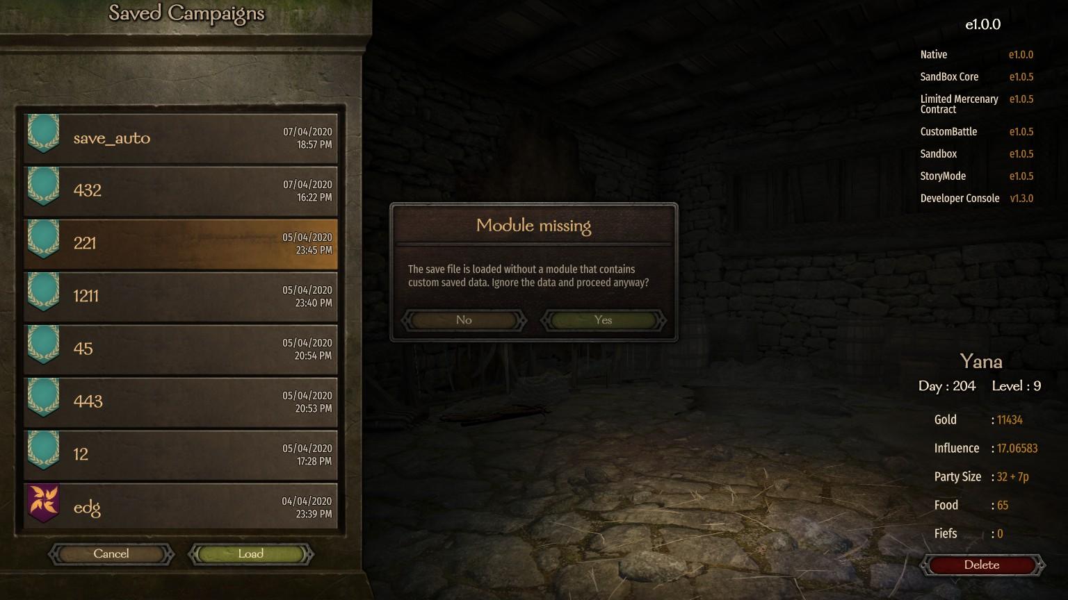 Save Missing Module Fix