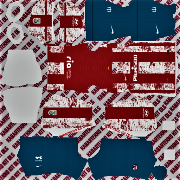 Atletico Madrid Kits 21-22 DLS Kit 22