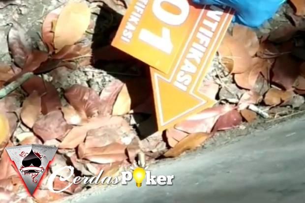 Olah TKP Demo di Kendari, Tim Mabes Polri Temukan Selongsong Peluru