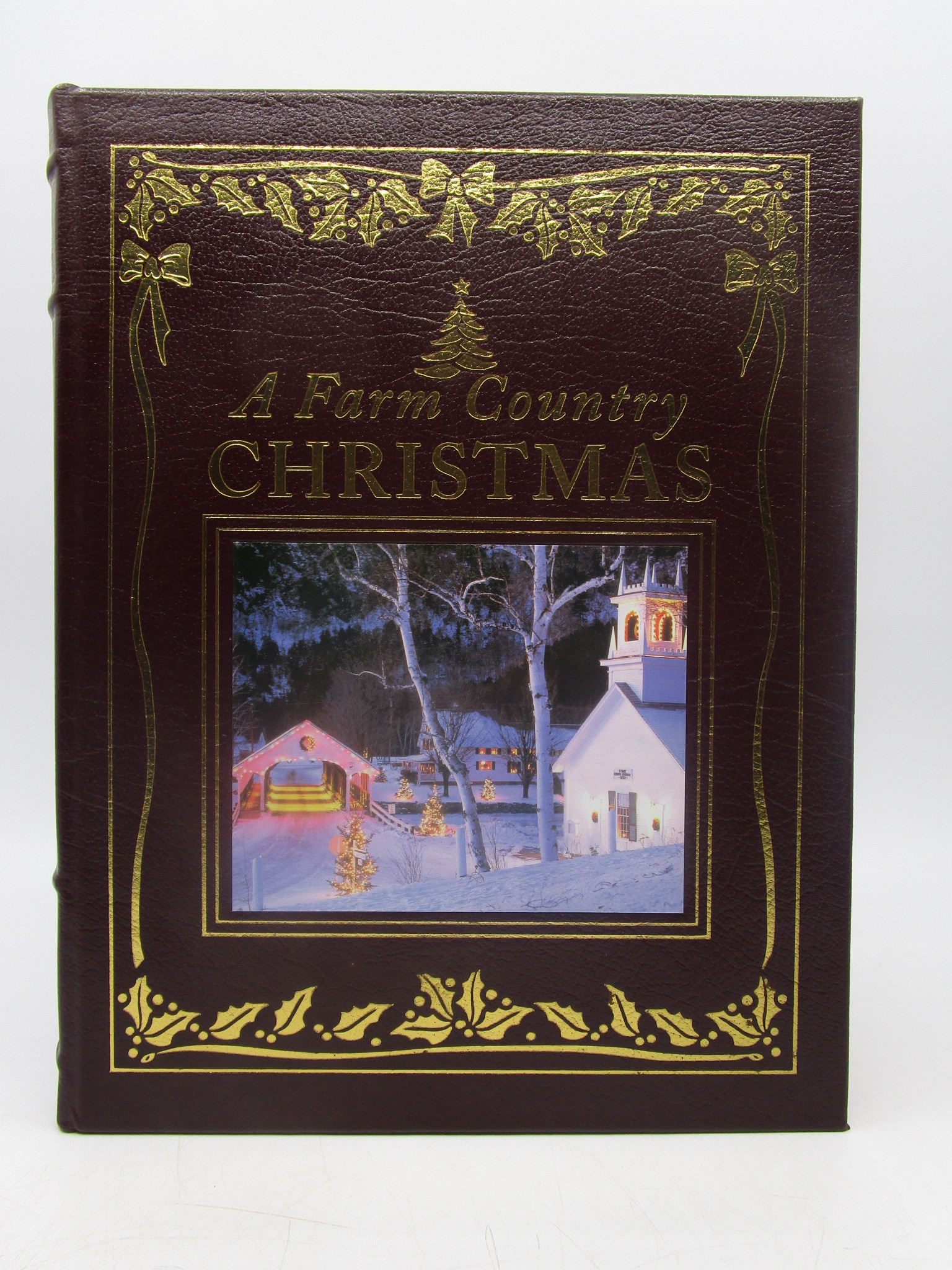 Image for A Farm Country Christmas: A Treasury of Heartwarming Holiday Memories