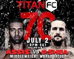 Titan FC 70 MMA