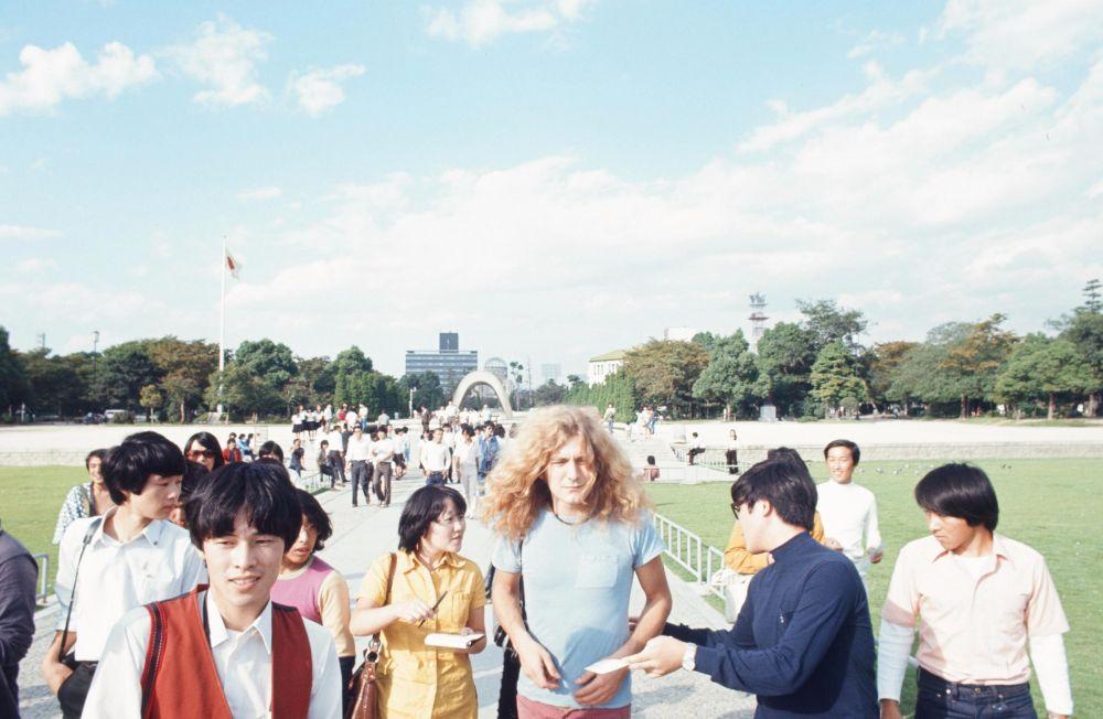 Как «Led Zeppelin», «Queen», Дэвид Боуи и другие рок-звёзды ездили по Японии в 1970-80-х годах 6