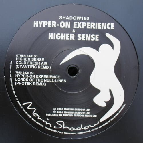 Download Hyper On Experience / Higher Sense - Lords Of The Null Lines / Cold Fresh Air (Remixes) mp3