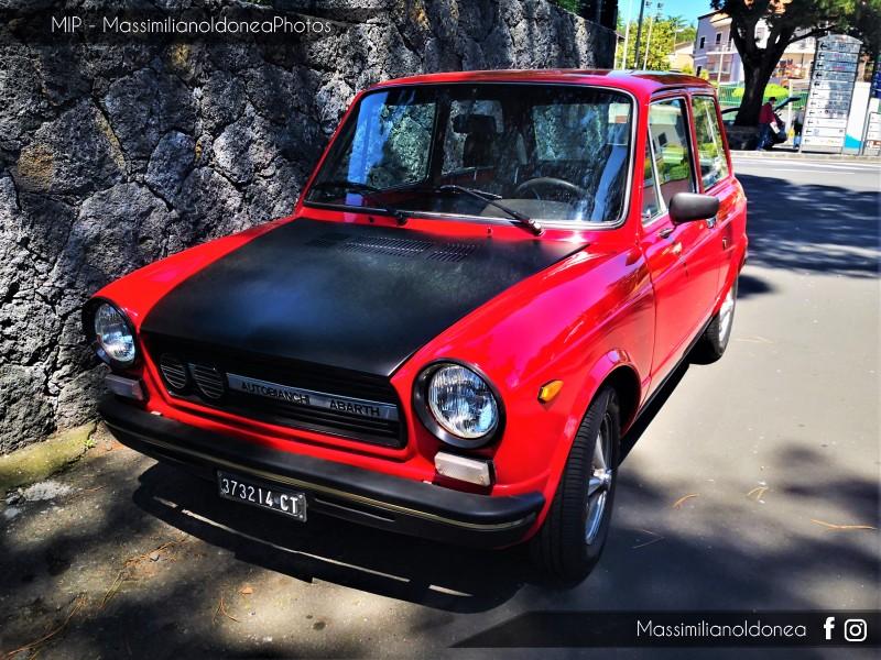 2019 - 19 Maggio - Raduno Auto d'epoca - Nicolosi Autobianchi-A112-Abarth-70hp-1050-75-CT373214-1